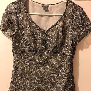 Ann Taylor blouse/ top